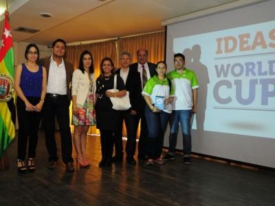 """Bucaramanga ganó premio a la """"Ciudad Más Creativa"""""""