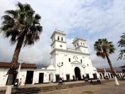 Girón, la 'Ciudad Blanca' de Colombia.