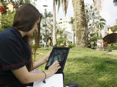 Zonas con WiFi gratis en Bucaramanga