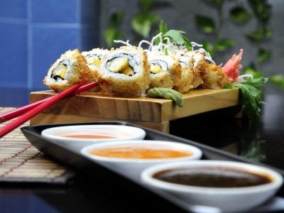 Top 5: Sushi en Bucaramanga y el área metropolitana