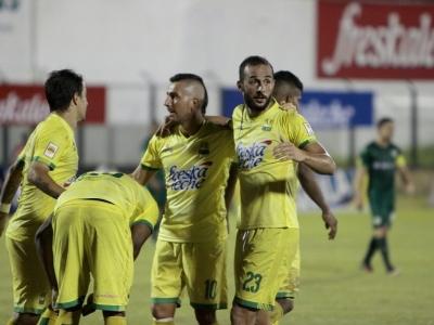 Jaguares por leopardos para el Atlético Bucaramanga