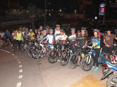 Pedalea por y para Bucaramanga