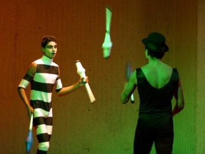 Celebra el 'Día del Malabarismo' en el Museo de Arte Moderno de Bucaramanga
