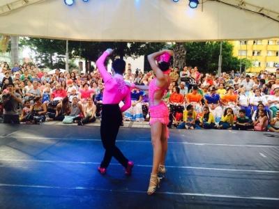 'Arte al Parque', el plan para las familias en Floridablanca