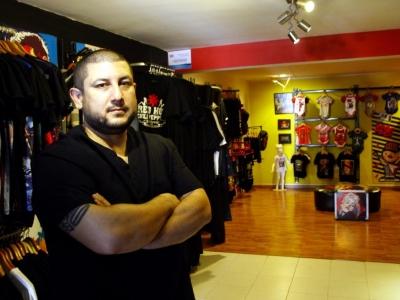 """""""Me volví artista para no trabajar más nunca en la vida"""": Tato Castro"""