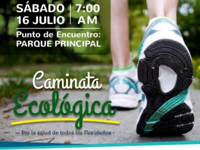 Caminata ecológica en Floridablanca