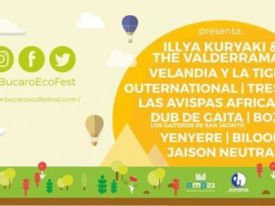 Búcaro EcoFest, música, cultura y ecología