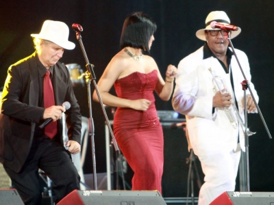 Primer Festival de Música Tropical colombiana en Floridablanca