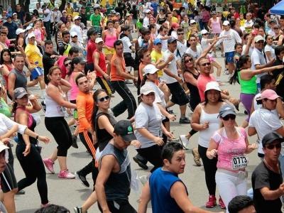 Semana de la Juventud en Bucaramanga
