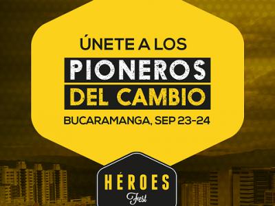 """Se abren las inscripciones para """"Héroes Fest Santander"""""""