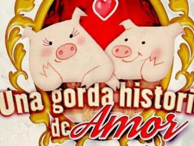 """""""Una gorda historia de amor"""""""