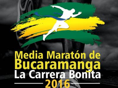 Inscripciones abiertas para la Media Maratón de Bucaramanga 2016