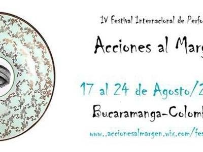 IV Festival Internacional de Performance