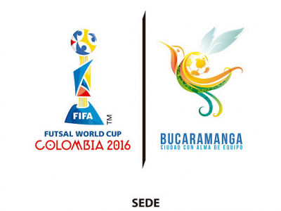 Boletería disponible para los partidos del Mundial de Fútbol Sala 2016