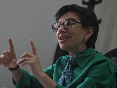 """""""¡Adiós a las Farc! ¿Y ahora qué?"""": conversatorio con Claudia López"""