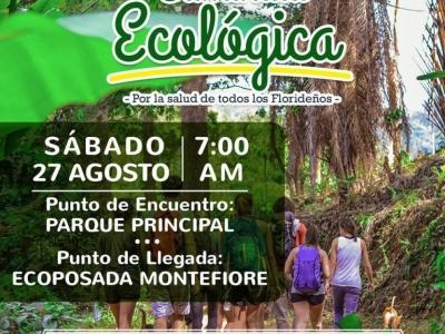 Caminata ecológica a Escoposada Montefiore