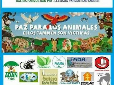 Marcha Mundial por los Animales