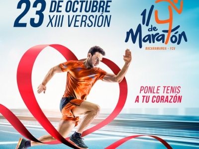 Cuarto de Maratón 'Ciudad de Bucaramanga'