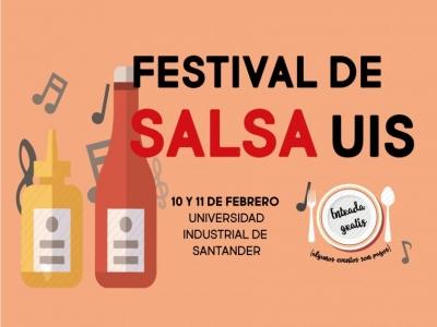 ¡Participe y disfrute del festival de salsa UIS!