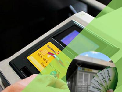 Usuarios podrán pagar pasaje de Metrolínea con su tarjeta Bancolombia
