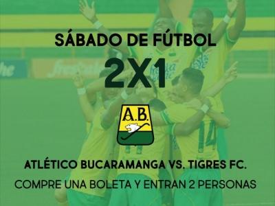 ¡Apoye mañana al Atlético Bucaramanga!