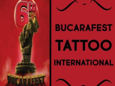 ¿Quiere tatuarse? Aproveche el Bucarafest Tattoo International