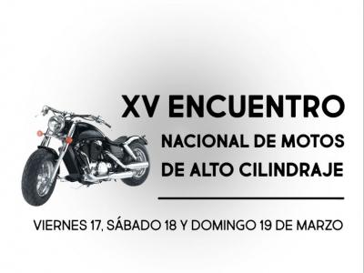 XV Encuentro Nacional de Motos de Alto Cilindraje