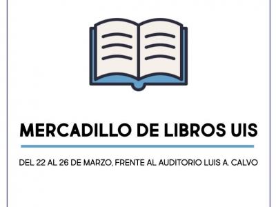 ¿Buscando libros? En la UIS puede encontrarlos