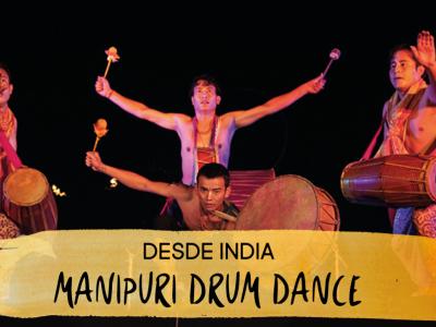 ¡Música, danza y acrobacia directamente desde la India!
