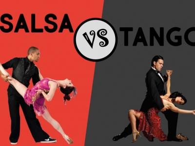 Salsa y tango en el Luis A. Calvo, ¡un enfrentamiento para no perderse!