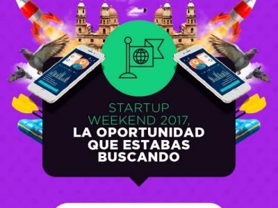 Emprendimiento e innovación en el Startup Weekend San Gil