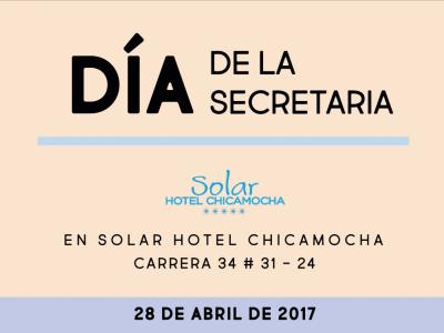 Celebre el Día de la Secretaria con este súper plan del Hotel Chicamocha