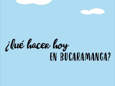 Fotografía, exposiciones de arte y hasta saxofones hoy en Bucaramanga