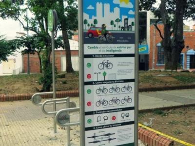 Conozca los nuevos cicloparqueaderos de la ciudad