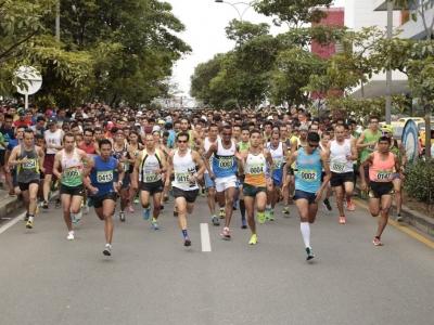La Carrera Atlética UIS se tomará de nuevo a Bucaramanga