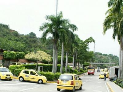 Transporte en taxi